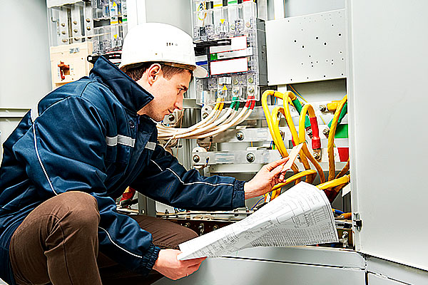 Empresa de Elétrica sp