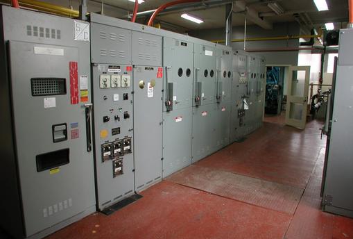 Manutenção Elétrica Industrial SP