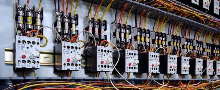 Manutenção Elétrica Predial e Industrial