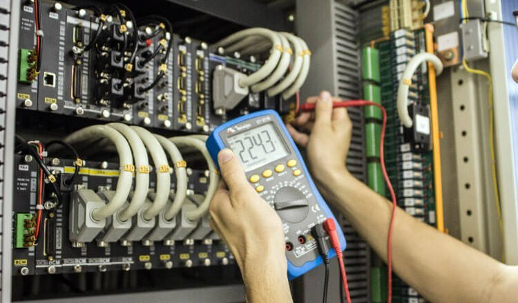 Empresa de Projetos Elétricos em SP