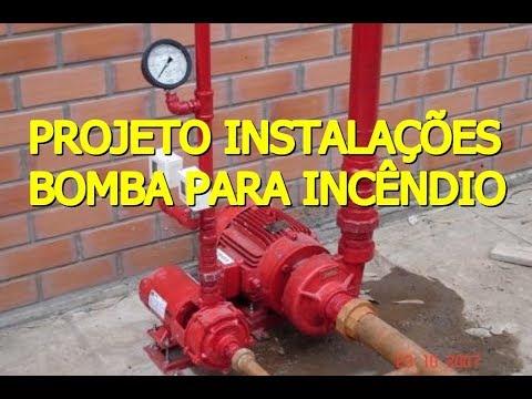 Instalação de Bomba Jockey Guarulhos