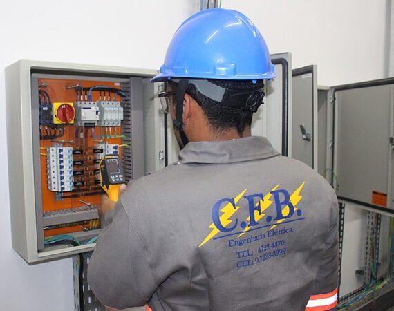 Empresas de Engenharia Elétrica em Campinas