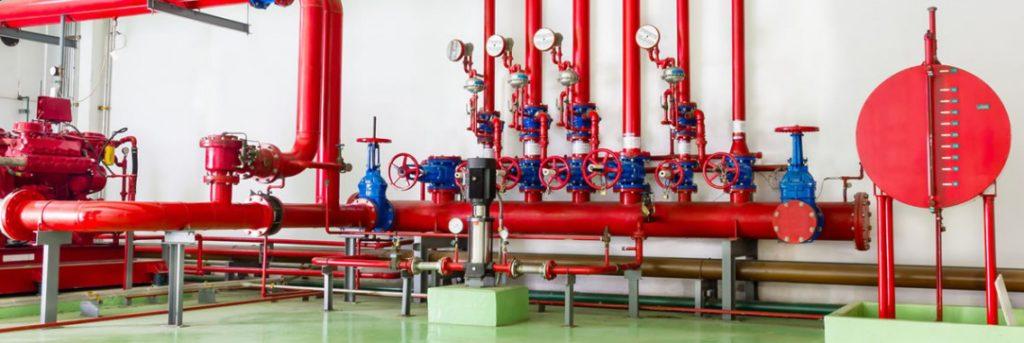 Sistema de Combate a Incêndio Industrial Campinas