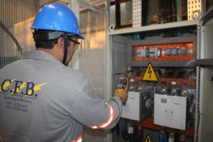 Empresa de Elétrica Industrial Campinas 1