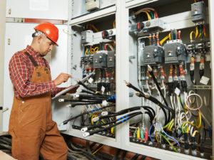 Empresa de Elétrica Industrial Campinas