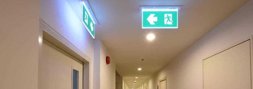 Instalação Central Iluminação Emergência Mogi das Cruzes