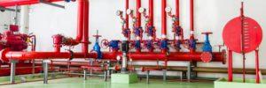 Sistema de Incêndio Industrial Diadema