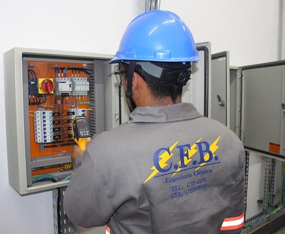 Empresa Engenharia Elétrica São José dos Campos 2