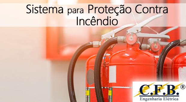 Sistema para Proteção Contra Incêndio Diadema